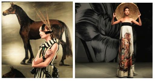 Imágenes Calendario y Fashion Film Lafayette - oleo2