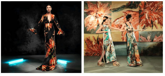 Imágenes Calendario y Fashion Film Lafayette - oleo4